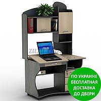 Компьютерный стол СУ-7к Разные размеры и раскраски. Можно покупать отдельные комплектующие.