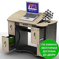 Компьютерный стол СУ-4к Разные размеры и раскраски. Можно покупать отдельные комплектующие.