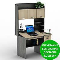 Компьютерный стол СУ-11 Разные размеры и раскраски. Можно покупать отдельные комплектующие.