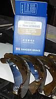 Колодки Ланос, Нубира, Нексия задние барабанные (Hi-Q), фото 1