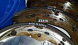 Колодки Ланос, Нубира, Нексия задние барабанные (Hi-Q), фото 2