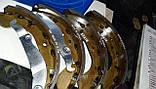 Колодки Ланос, Нубира, Нексия задние барабанные (Hi-Q), фото 3