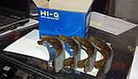 Колодки Ланос, Нубира, Нексия задние барабанные (Hi-Q), фото 4