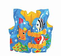 Детский надувной жилет для плавания «Рыбки» | «Intex»