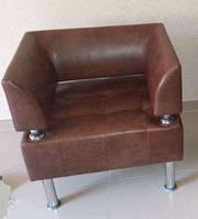 Кресло-офис Тонус 800x600х700 мм
