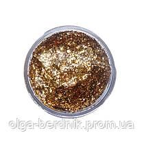 Глиттерный гель для грима и бодиарта Snazaroo GLITTER GEL, 12 мл, Красное золото ,1115777