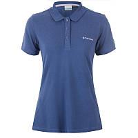 Женская блузка-поло CASCADE RANGE™ SOLID POLO темно-сиреневая AL1830 508
