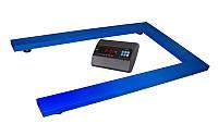 Паллетные весы TRIONYX П0812-ПЛ-1500 A6 (до 1500 кг)