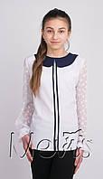 Шикарная блузка в школу