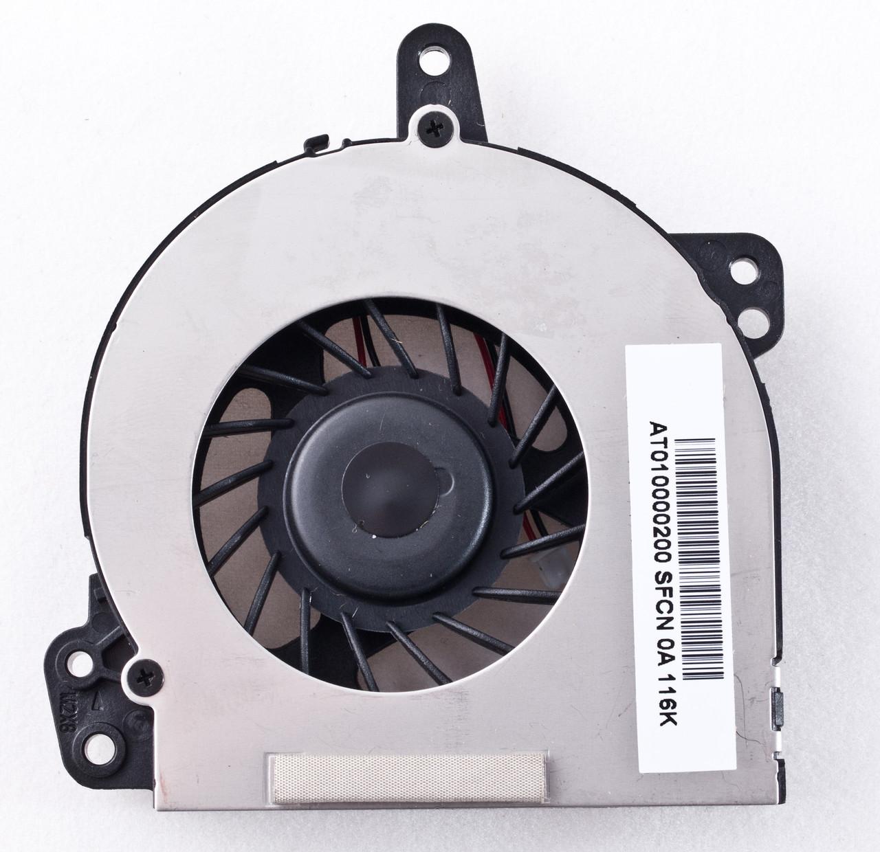 Вентилятор HP Compaq 500 510 520 530 540 C700 OEM 2 pin