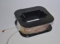 Катушка электромагнита ЭМ 44-37  ПВ 15% напряжение 110 В, фото 1
