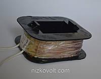 Катушка электромагнита ЭМ 44-37  ПВ 40% напряжение 220 В, фото 1