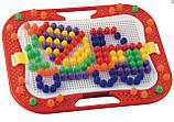 Мозаики для детей пластиковые