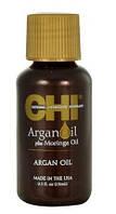 Масло для волос CHI Argan Oil Plus Moringa Oil 15 мл