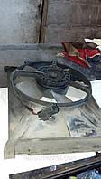 Вентилятор радиатора кондиционера в сборе Ланос (SHKorea), б/у, фото 1