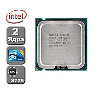 Процессор E7500 Intel Core 2 Duo  2,93 GHZ/3M/1066 + термопаста в ПОДАРОК