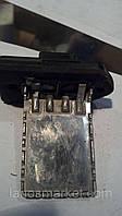 Датчик-Резистор вентелятора печки Ланос б/у, фото 1