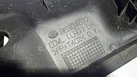 Дефлектор под лобовое стекло левый Ланос б/у, фото 1