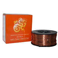 Проволока Welding Dragon ER 70S-6 0.8 мм 1кг (D100)