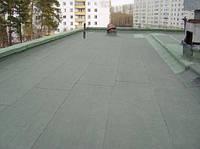 Ремонт крыши над квартирой