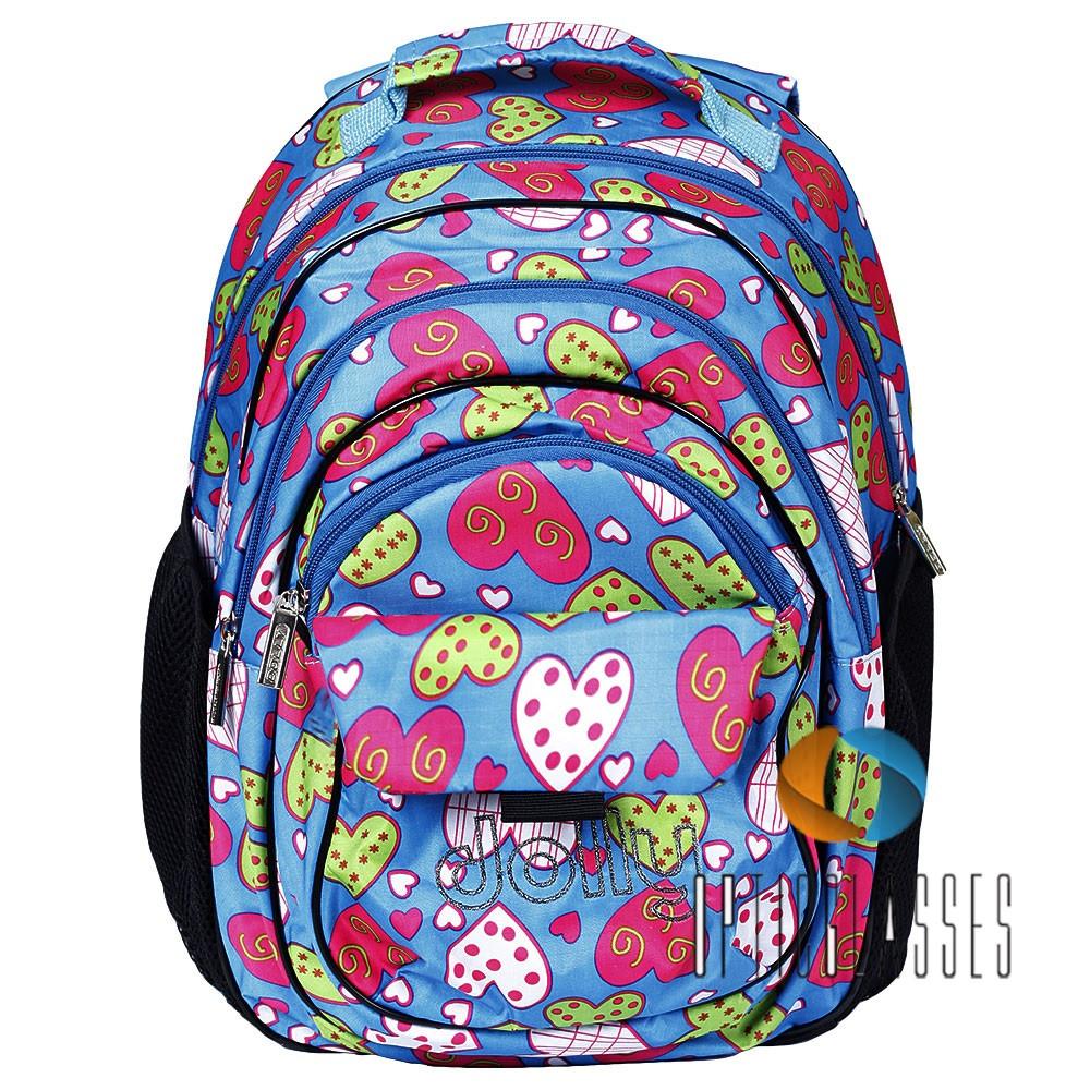 Рюкзак для школьников ортопедический Dolly 583