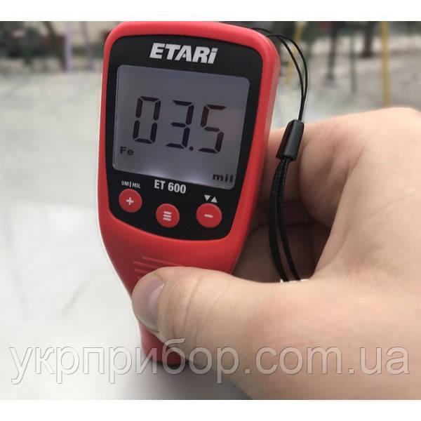 Товщиномір Etari ET 600