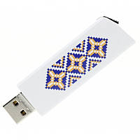 USB флешдрайв GoodRAM UCL2 16 GB UKRAINE, White