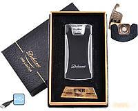 """Спиральная USB-зажигалка """"Dikang"""" №4834-2, электрическая спираль накаливания, прекрасный подарок коллеге"""