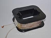 Катушка электромагнита ЭМ 44-37  ПВ 15% напряжение 380 В, фото 1
