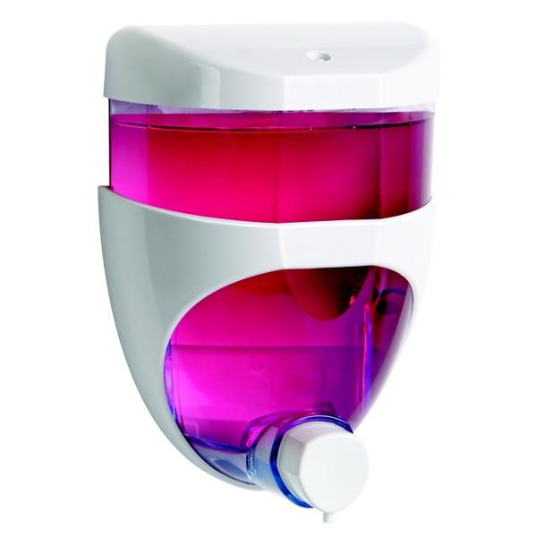 Диспенсер (дозатор) жидкого мыла 650 мл