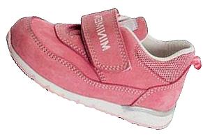 Детские ортопедические кроссовки Minimen для девочек р. 25, 26, 28, 29, фото 2