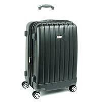 Средний чемодан с четырьмя колесами TSA +938