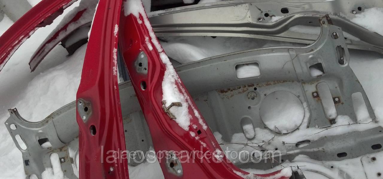 Задняя полка кузова Ланос (под динамики) б/у