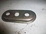 Пластина распорная под болты рулевой рейки Ланос (GM) б/у, фото 2