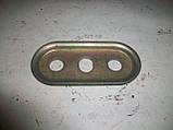 Пластина распорная под болты рулевой рейки Ланос (GM) б/у, фото 3
