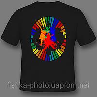 Нанесение принтов на футболки в Днепропетровске