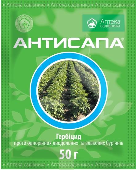 Антисапа 50 г, Укравит