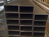 Алюминиевый профиль — труба прямоугольная 60х30х2