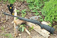 Пневматическая винтовка Gamo CF-X, калибр 4,5 мм. Однозарядная винтовка, приклад-пластик.