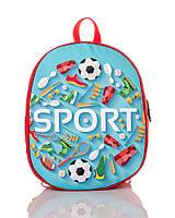 Рюкзак детский красный Спорт TM XYZ