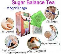 Чай от диабета, для снижения сахара в крови Цинцяньлю,  20пак х 2гр
