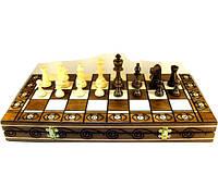 Шахматы деревянные Консул С-135 с оригинальной доской