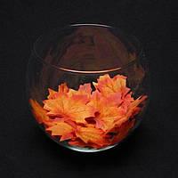 Круглый аквариум 2,3 л, ваза, фото 1