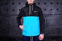 Мужская куртка Nike Black/Blue