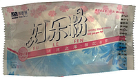 «FU LE FEN» травяной сбор для спринцевания влагалища на основе лечебных экстрактов тибетских трав (12шт в упак