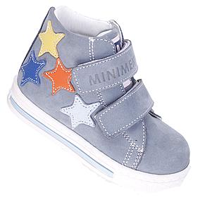Ботинки Minimen 33BLUE р. 25 Голубые, фото 2