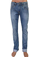 Мужские джинсы синего цвета FB 15-113 Sof