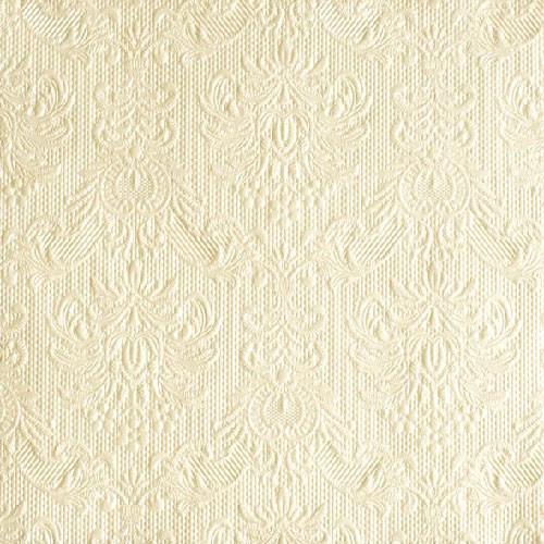 """Салфетки бумажные декоративные """" Elegance Pearl Cream   """" - интернет магазин * Nordic Home* в Львове"""