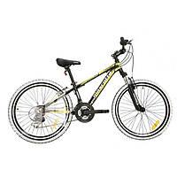 """Велосипед Mascotte Team 12"""" Black/Yellow/White"""