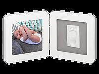 Набор для создания отпечатка ручки или ножки + фоторамка My Baby Touch Rounded Frame, Baby Art